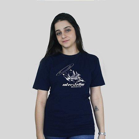 Camiseta Bleed Interstellar Azul Marinho