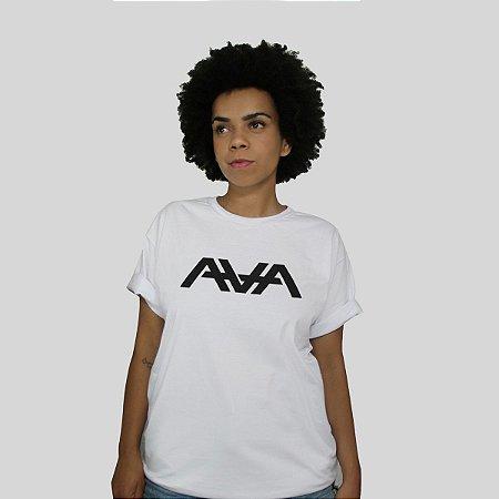 Camiseta 182Life AVA Logo Branca