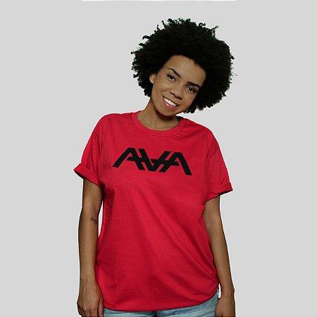 Camiseta 182Life AVA Logo Vermelha