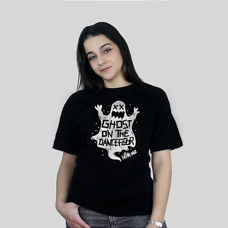 Camiseta 182Life Ghost On The Dancefloor Preta