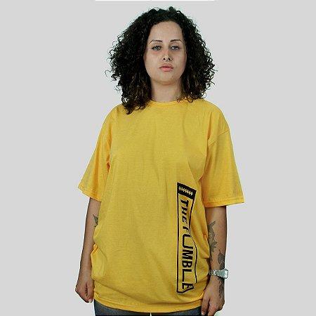 Camiseta The Fumble Vertical Amarelo