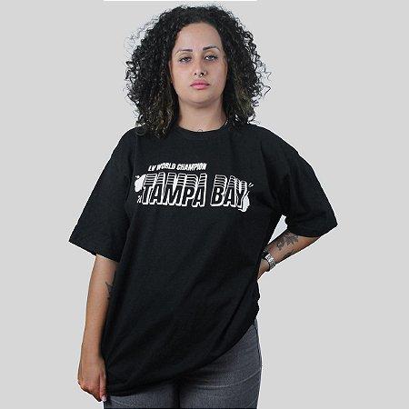 Camiseta The Fumble Champs Tampa Bay Preto