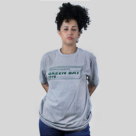 Camiseta The Fumble Division Green Bay Mescla