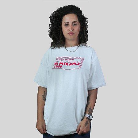 Camiseta The Fumble Division Kansas Branco