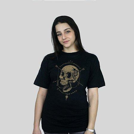 Camiseta Ventura Open Your Mind Preto