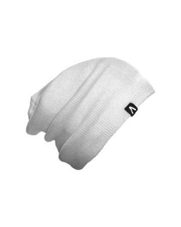 Gorro Beanie Action Clothing Branco (Dual Basic)
