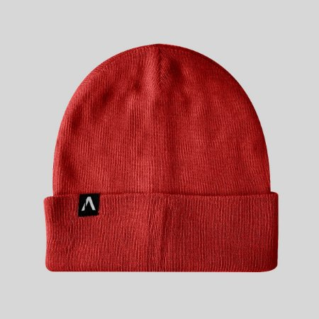Gorro Beanie Action Clothing Coral (Dual Basic)