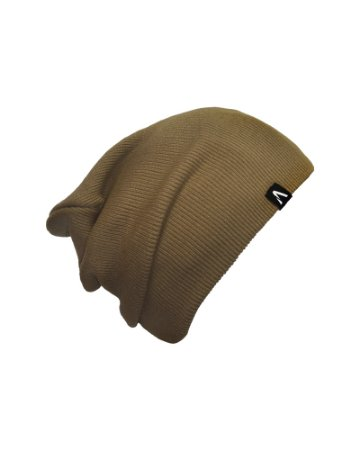 Gorro Beanie Action Clothing Khaki (Dual Basic)