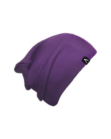 Gorro Beanie Action Clothing Lilás (Dual Basic)
