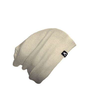 Gorro Beanie Action Clothing Off-White (Dual Basic)