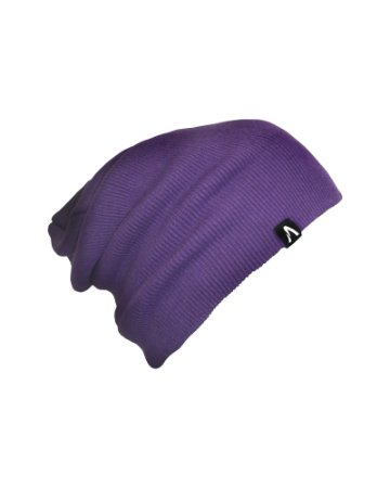 Gorro Beanie Action Clothing Roxo (Dual Basic)