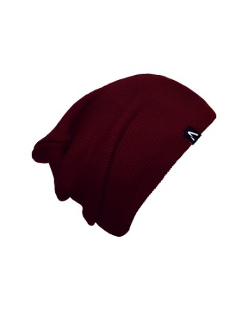 Gorro Beanie Action Clothing Vinho (Dual Basic)