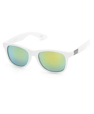 Óculos Vans Spicoli Branco Clear