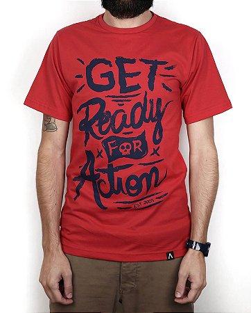Camiseta Action Clothing Get Ready