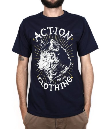 Camiseta Action Clothing Loyal