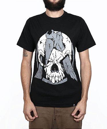 Camiseta Action Clothing Skull