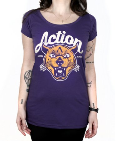 Long Babylook Action Clothing The Panther