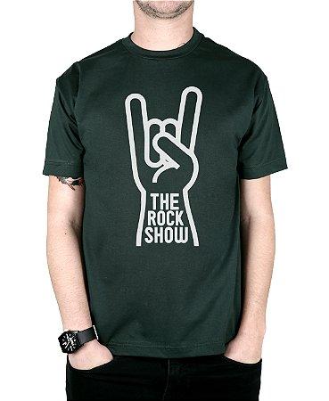 Camiseta blink-182 The Rock Show Musgo