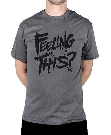 Camiseta blink-182 Feeling This Chumbo