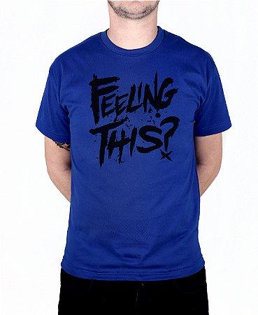 Camiseta blink-182 Feeling This Royal