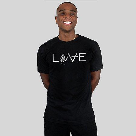 Camiseta AVA Love Preta