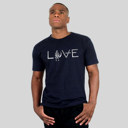 Camiseta AVA Love Marinho