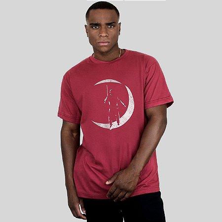 Camiseta AVA The Poet Vinho