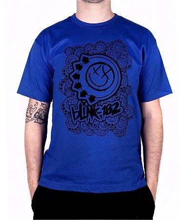 Camiseta blink-182 Smiles On Smiles Royal