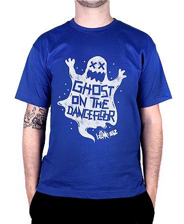 Camiseta blink-182 Ghost On The Dancefloor Royal