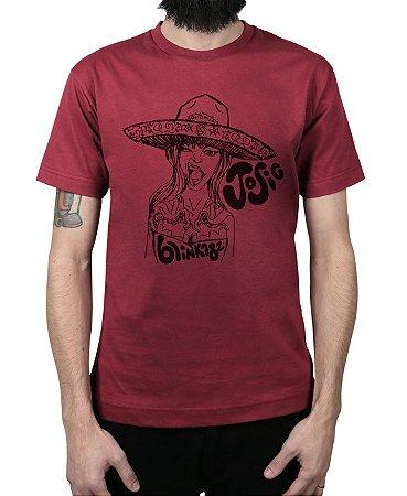 Camiseta blink-182 Josie Vinho