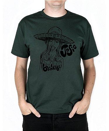 Camiseta blink-182 Josie Musgo