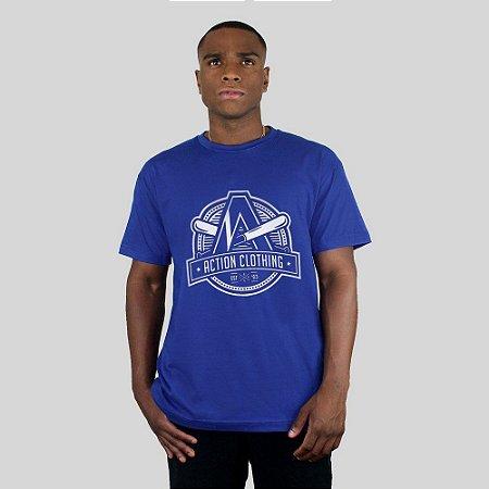 Camiseta Action Clothing Base '03 Royal