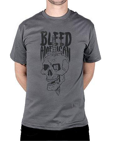 Camiseta Bleed American Bope Chumbo