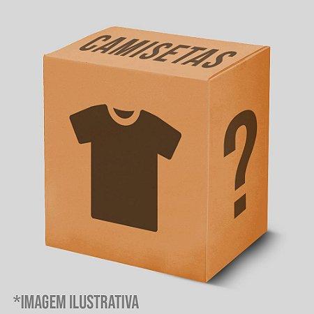 Kit - 3 Camisetas Diversas
