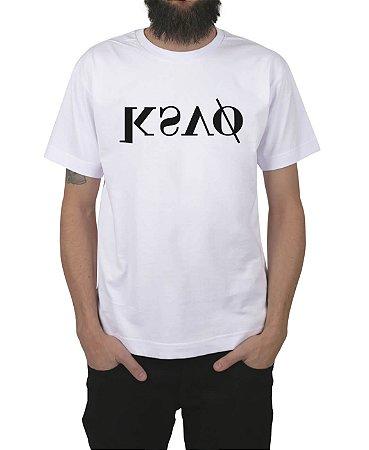 Camiseta Kosovo KSVO Branca