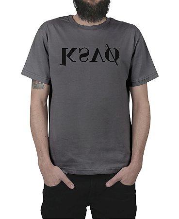 Camiseta Kosovo KSVO Chumbo