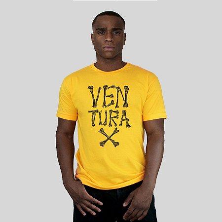 Camiseta Ventura Boones Amarela
