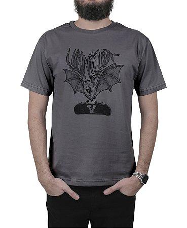 Camiseta Ventura Northwest Bat Chumbo