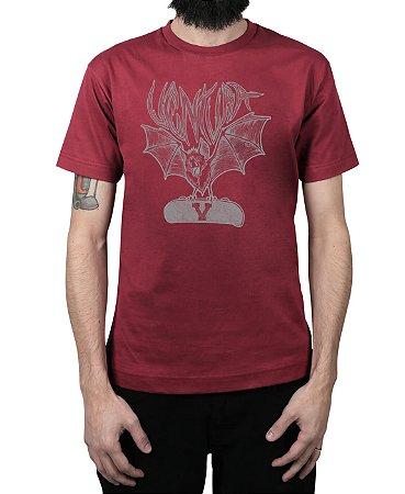 Camiseta Ventura Northwest Bat Vinho