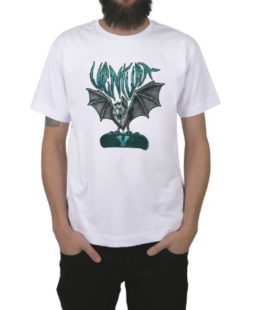 Camiseta Ventura Northwest Bat Branca