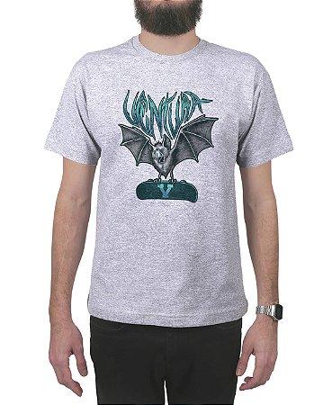 Camiseta Ventura Northwest Bat Cinza Mescla