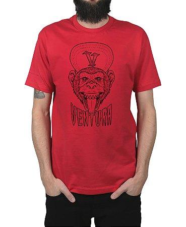 Camiseta Ventura Ape Vermelha