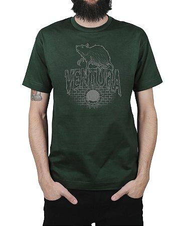 Camiseta Ventura Splinter Musgo