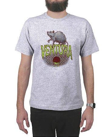 Camiseta Ventura Splinter Cinza Mescla