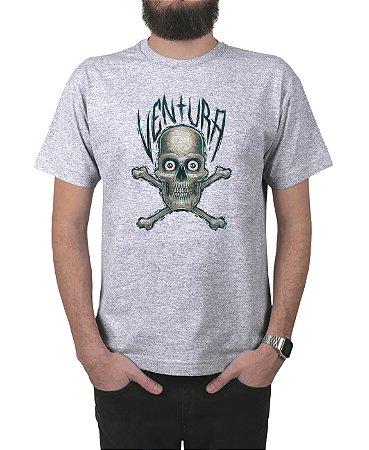Camiseta Ventura Insomnia Cinza Mescla