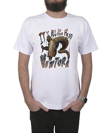 Camiseta Ventura Dead Goat Branca
