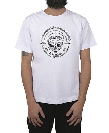 Camiseta Ventura Frank Chock Branca