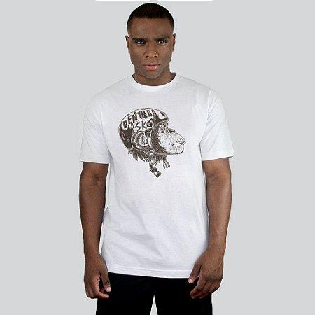Camiseta Ventura Planet Of Monkys Branca