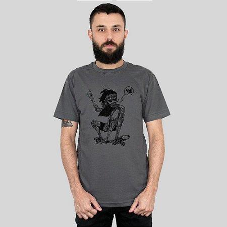 Camiseta Ventura Jamon Chumbo