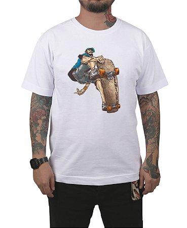 Camiseta Ventura Juca Branca
